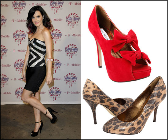 Katy Perry Shoe Collec... Katy Perry Shoes