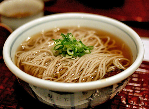 Health Benefits of Soba Noodles With Recipes | POPSUGAR Fitness