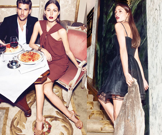 Olivia Palermo And Johannes Huebl In Mango Ads