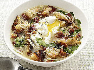 Bacon and Egg soup