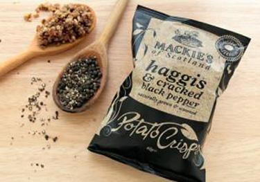 Haggis Chips