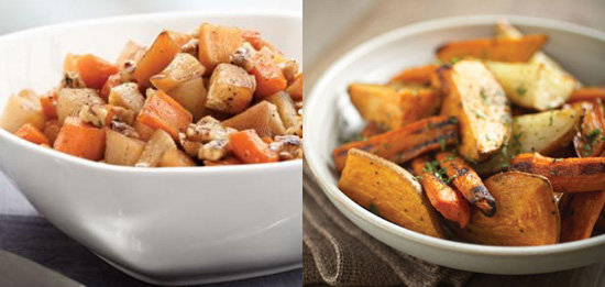 Root Vegetable Medley Two Ways