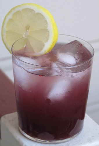 Healthy Grape Cocktail