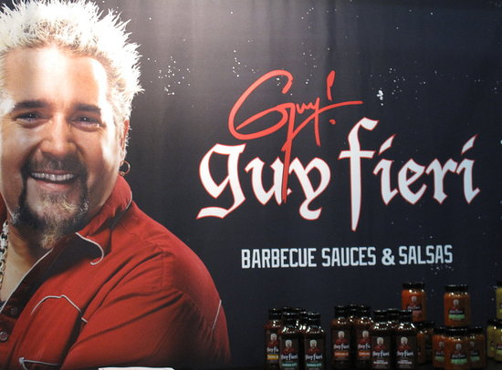 Guy Fieri Salsas and Barbecue Sauces