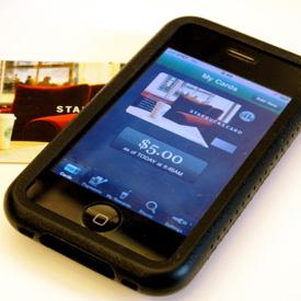 Starbucks Card Mobile App