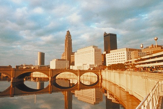 Columbus, Ohio Skyline