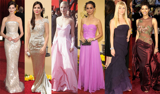 Whose Oscar Gown Are You Most Excited to See Tonight ...