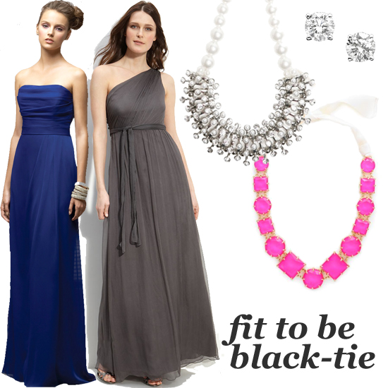 What To Wear To A Black Tie Event: Weddings, Galas, And