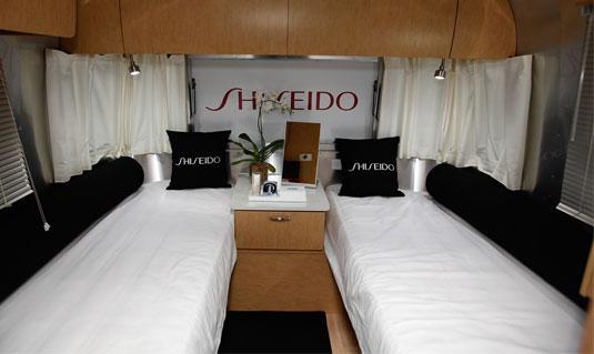 Shiseido Airstream Mobile Tour Popsugar Beauty