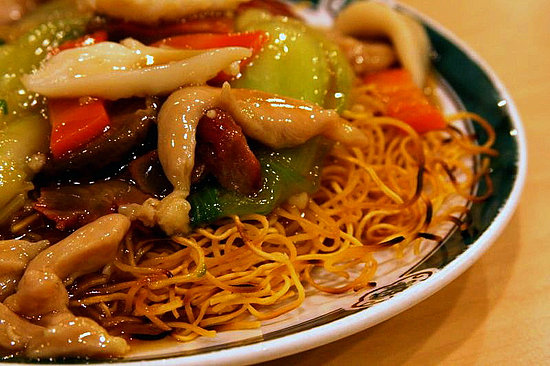 Favorite Chinese Food Dishes
