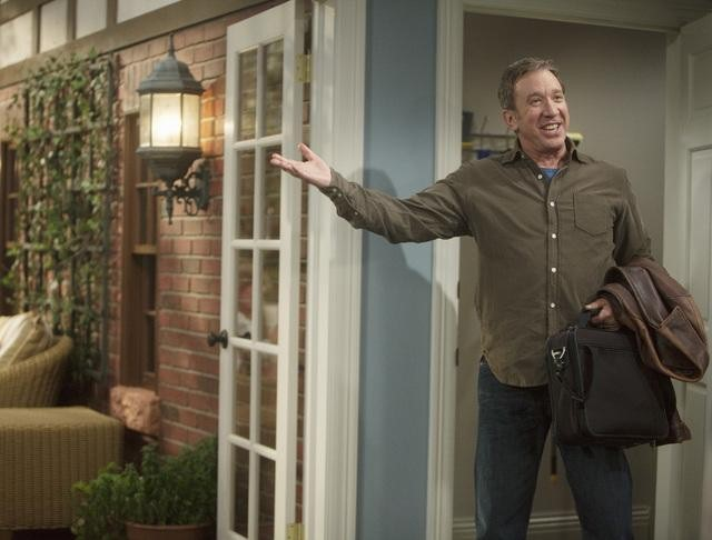 Tim Allen in ABC&#039;s Last Man Standing.