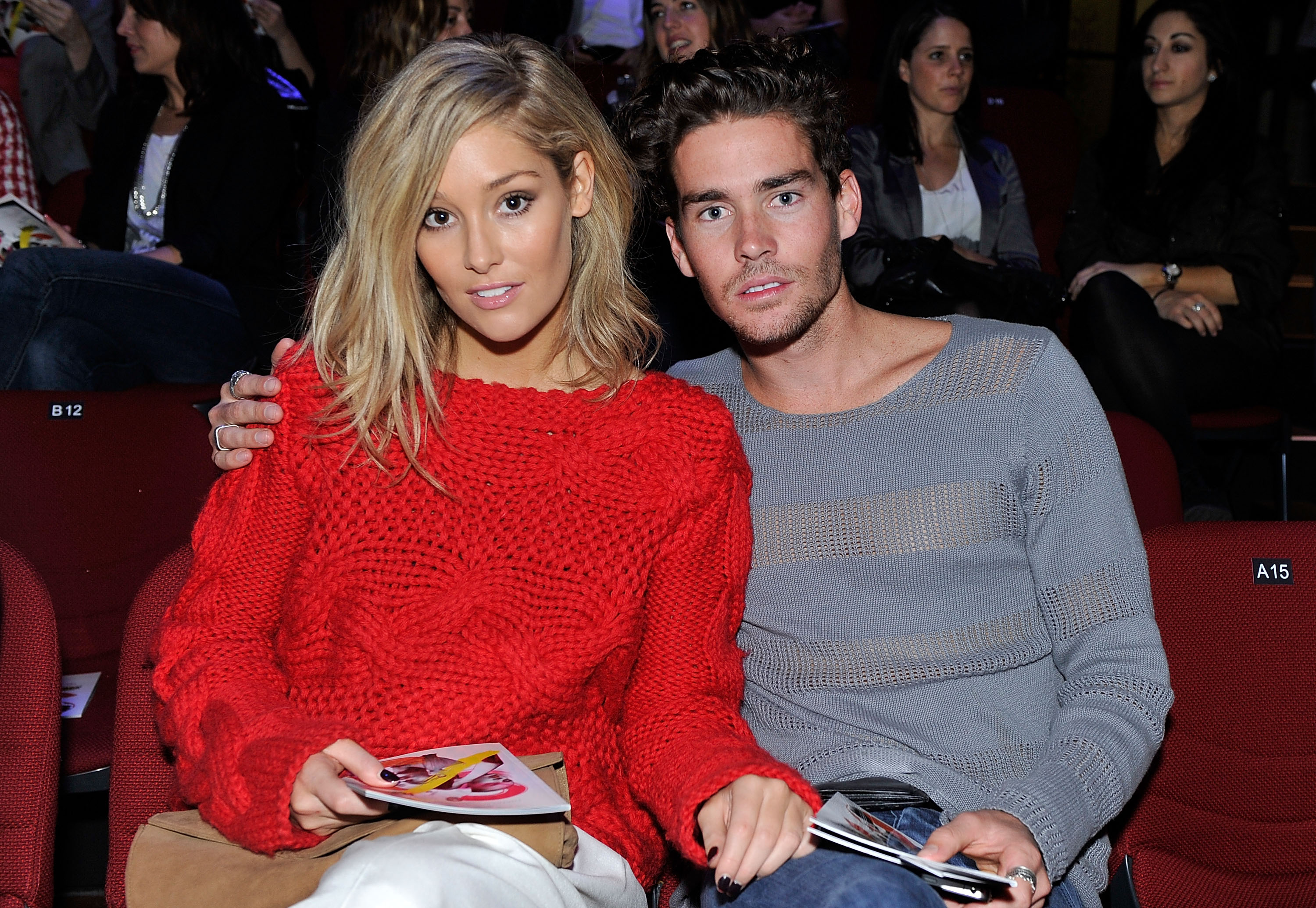 Erin McNaught and Nathan Jolliffe