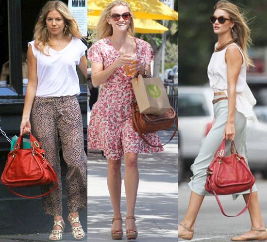 Chloe Bags Celebrity Trend of Summer 2011 | POPSUGAR Fashion UK