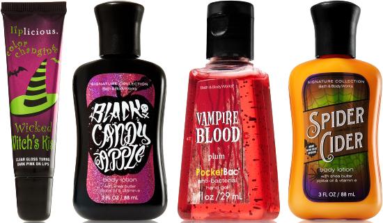 Halloween Mini Treats From Bath Amp Body Works Popsugar Beauty