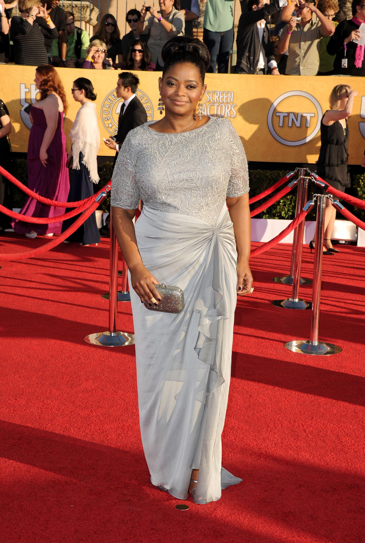Octavia Spencer at the SAG Awards