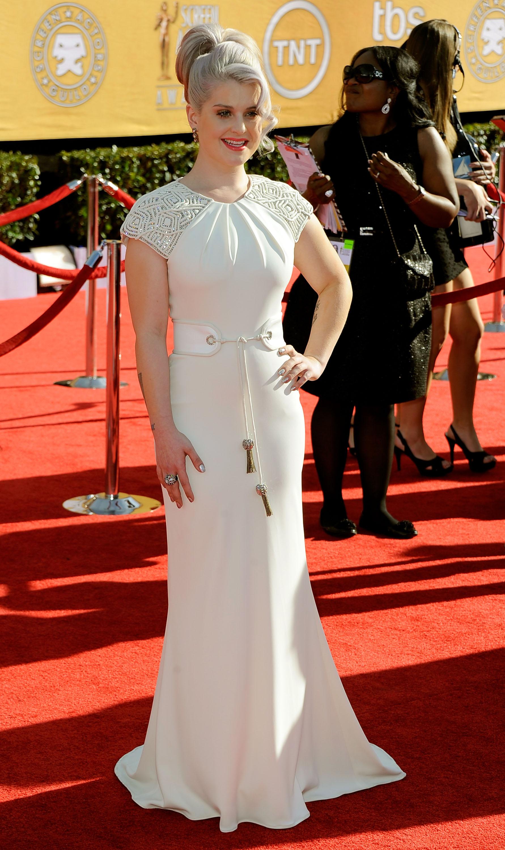 Kelly Osbourne at the SAG Awards