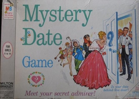 Board games about dating