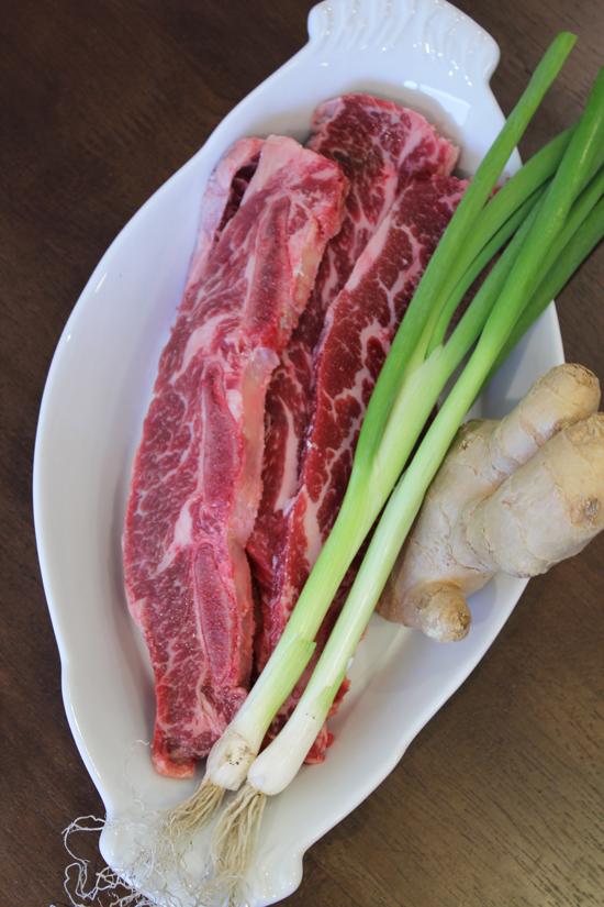 how to make la kalbi ribs
