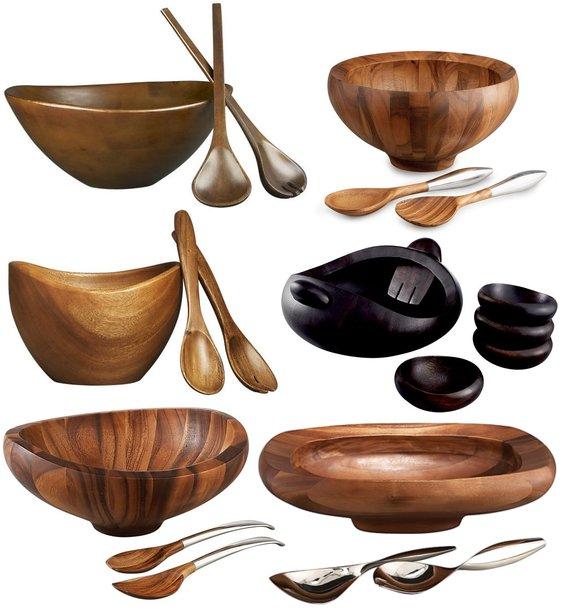 terrablack :: Decor :: Wood Bowls