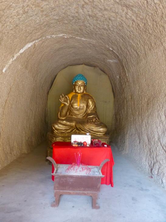 Guyaju Ancient Cliff Dwellings China