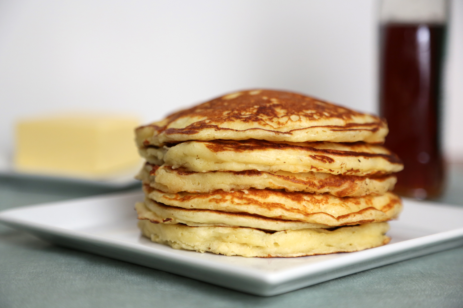 buttermilk pancake recipe popsugar food. Black Bedroom Furniture Sets. Home Design Ideas