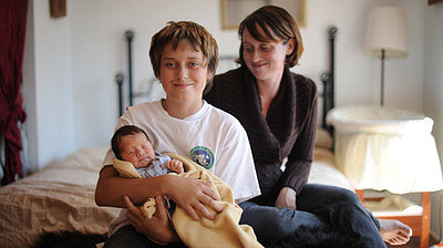 12-Year-Old Boy Delivers Baby Brother