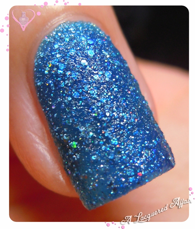 OPI Liquid Sand Get Your Number