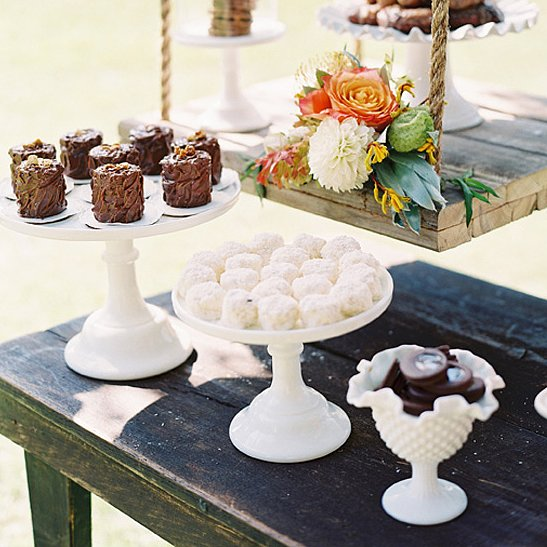 cake table ideas wedding dessert table ideas popsugar food 2344