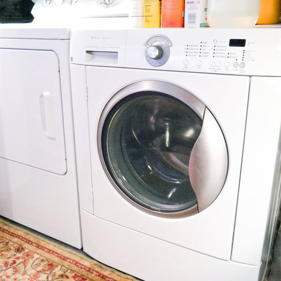 how to clean washing machine front loader