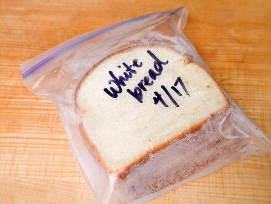 how to keep bread fresh in the freezer