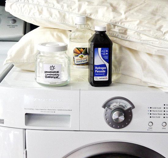 how to naturally whiten pillows popsugar smart living. Black Bedroom Furniture Sets. Home Design Ideas