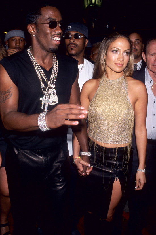 Diddy And J Lo Were Still Dating