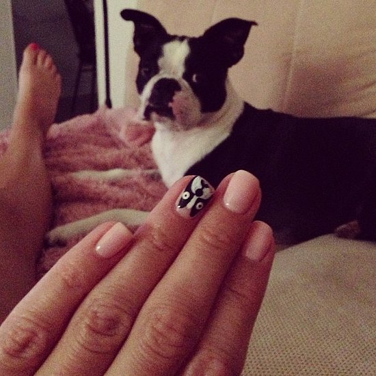 Dog Nail Art Designs Popsugar Beauty