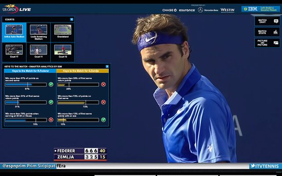 The Us Open Live img-1