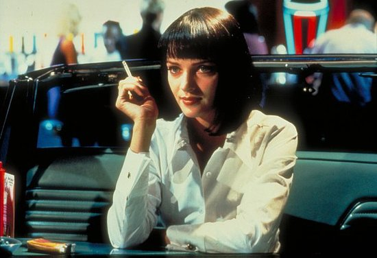 Mia Wallace From Pulp Fiction  sc 1 st  Popsugar & Halloween Costumes With a Blunt Bob Wig | POPSUGAR Beauty