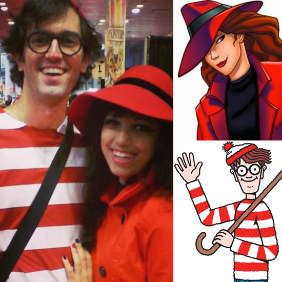 Take a trip to the u002790s with one of these couples costumes. Here are some tips.  sc 1 st  Popsugar & Last-Minute Halloween Costume Ideas For Women 2013 | POPSUGAR Love u0026 Sex