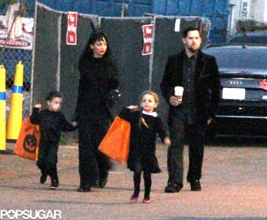 sc 1 st  Popsugar & Nicole Richie Halloween Costume 2013 | Pictures | POPSUGAR Celebrity