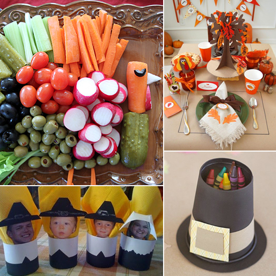 36 Thanksgiving Decorating Ideas And Traditional Recipes: Creative Thanksgiving Ideas From Pinterest