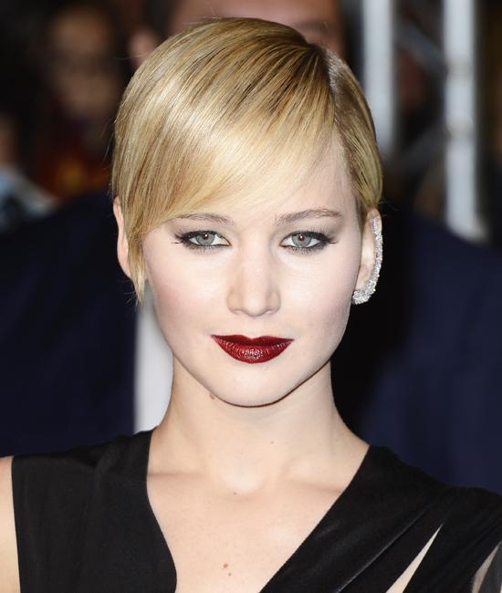 Celebrities Wearing Dark Lipstick 2013 Popsugar Beauty