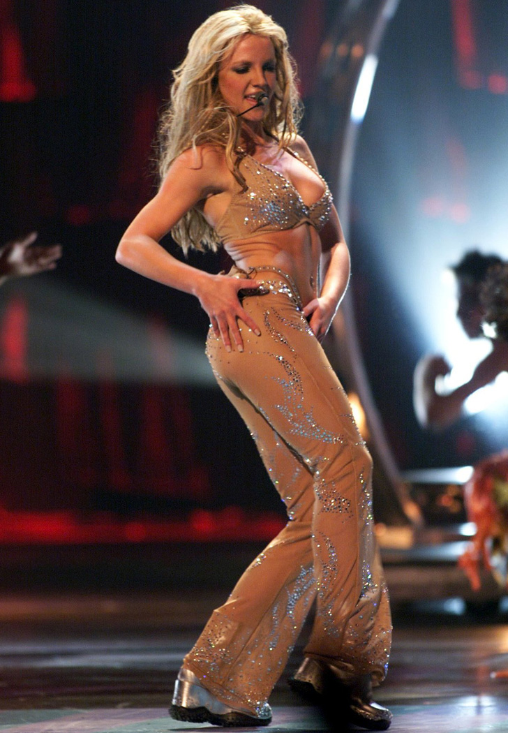 Britney spears satisfaction oops i did it again - 1 5