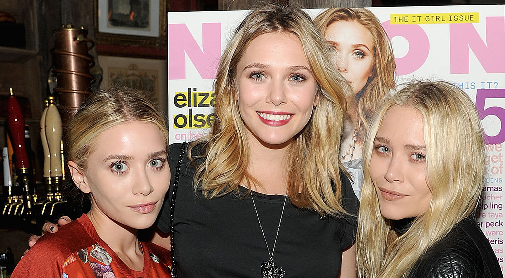 Hot Celebrity Siblings | Famous People with Hotter ... |Elizabeth Olsen And Sisters 2014