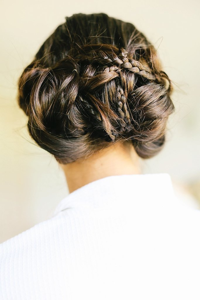 simply hair styles plaits unconventional wedding ideas that 8333