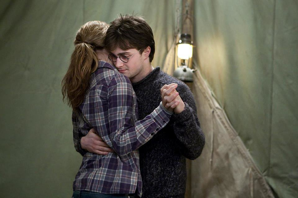 Harry potter and hermoine sex Amazingly!