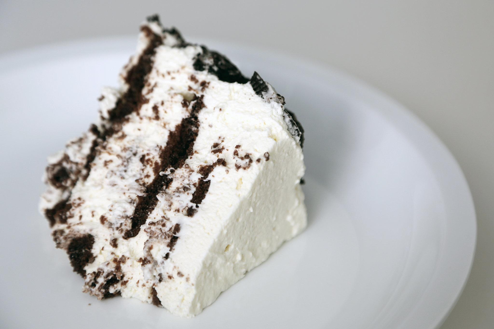 Whip cream cookie cake recipe