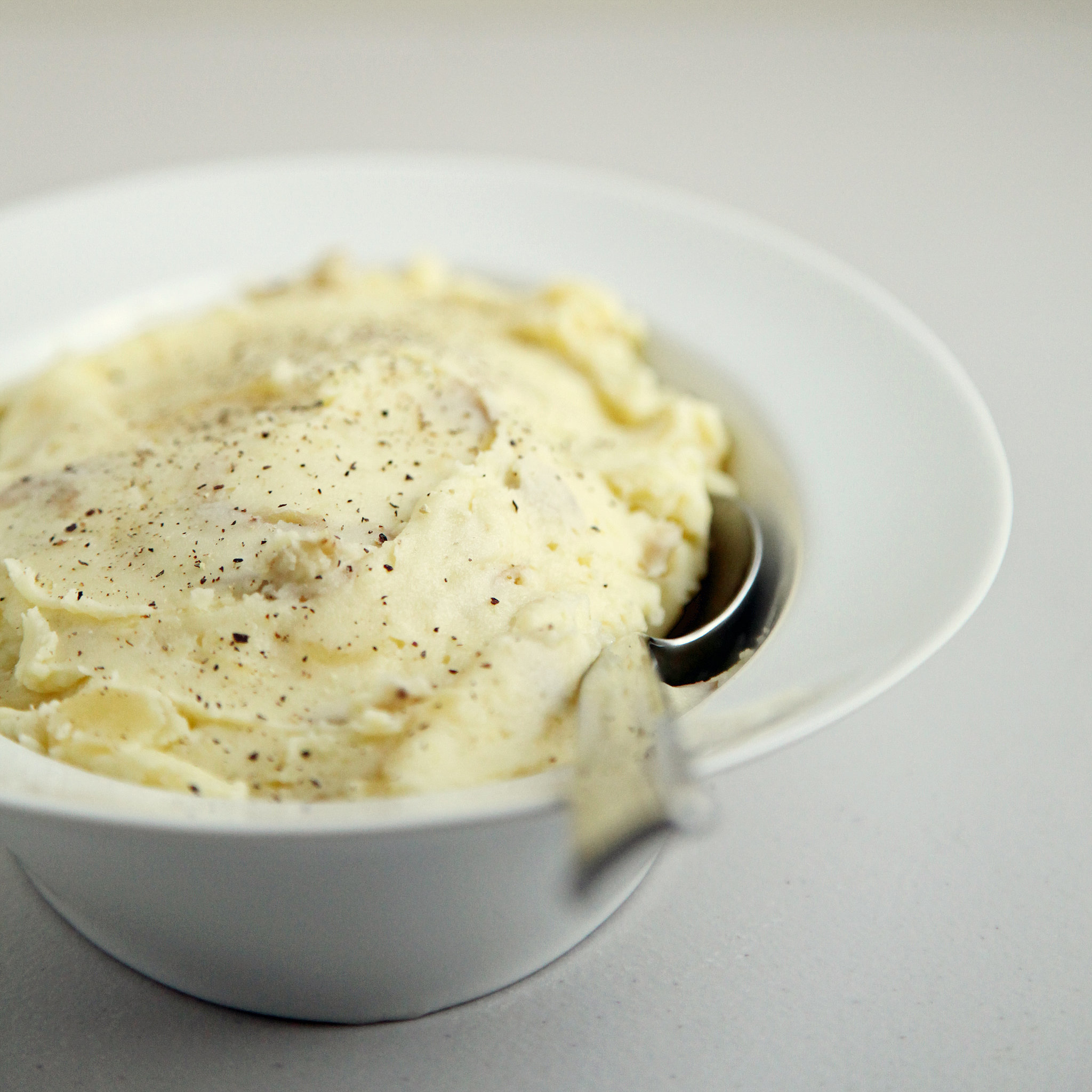 3-Ingredient Mashed Potato Recipe