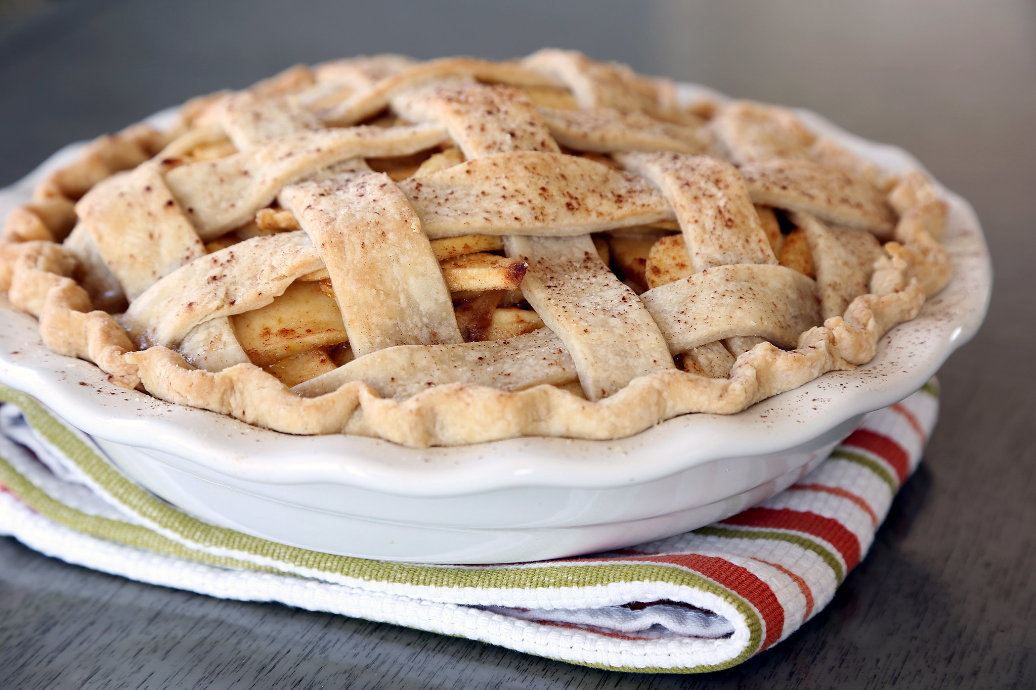 apple pie recipe with shortening popsugar food. Black Bedroom Furniture Sets. Home Design Ideas