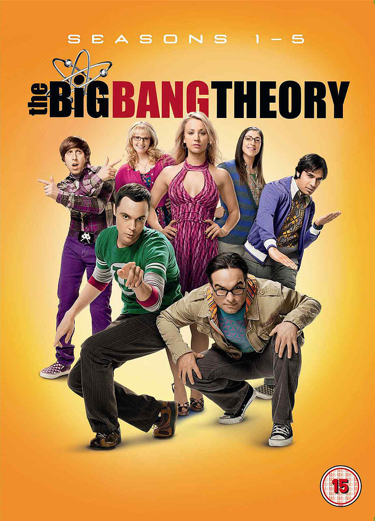 netflix big bang theory