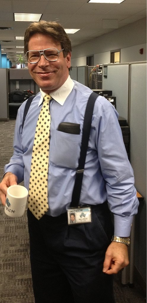 Bill Lumbergh From Office Space