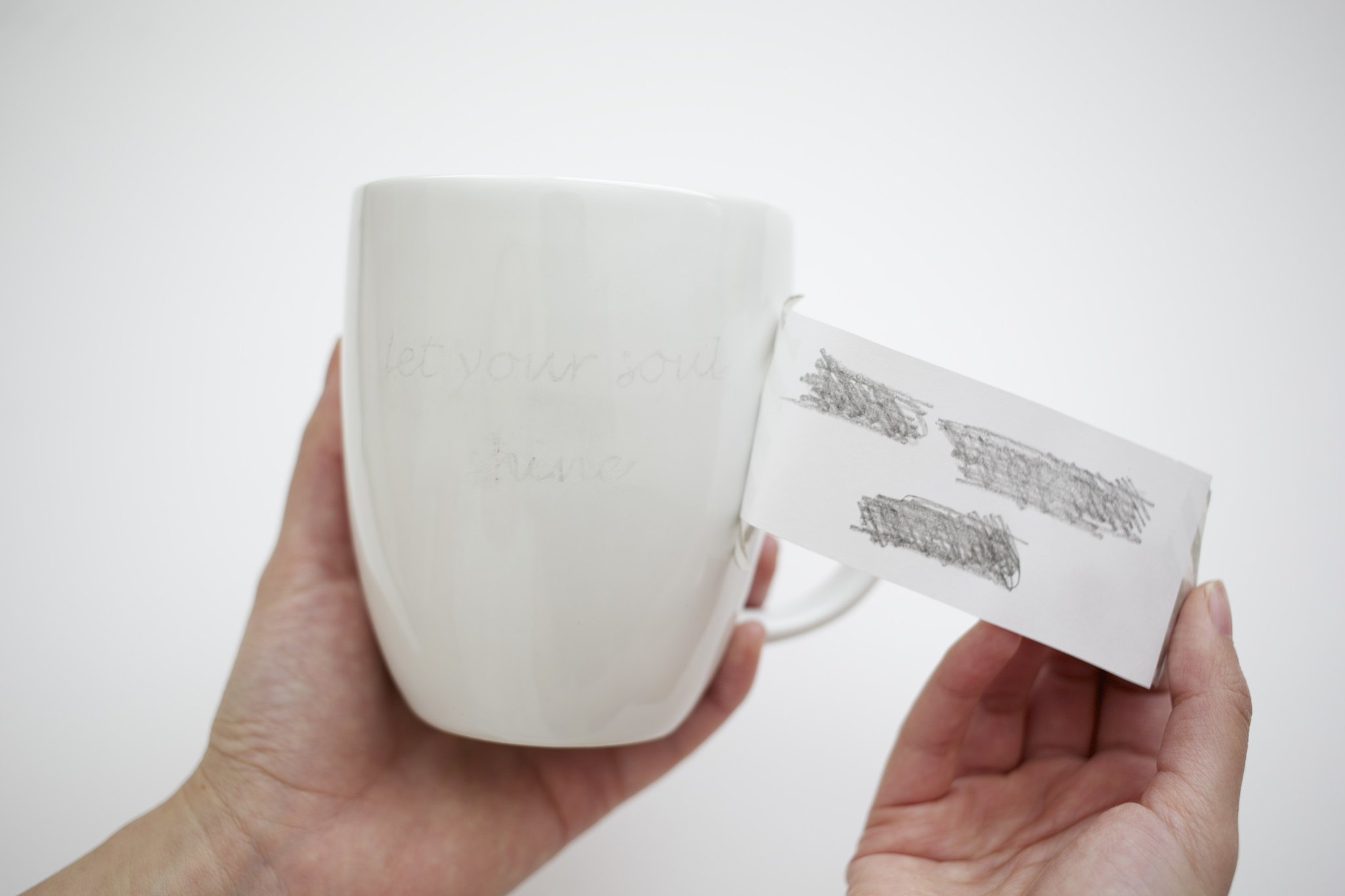 Diy quote stenciled sharpie mugs popsugar smart living step 5 solutioingenieria Image collections
