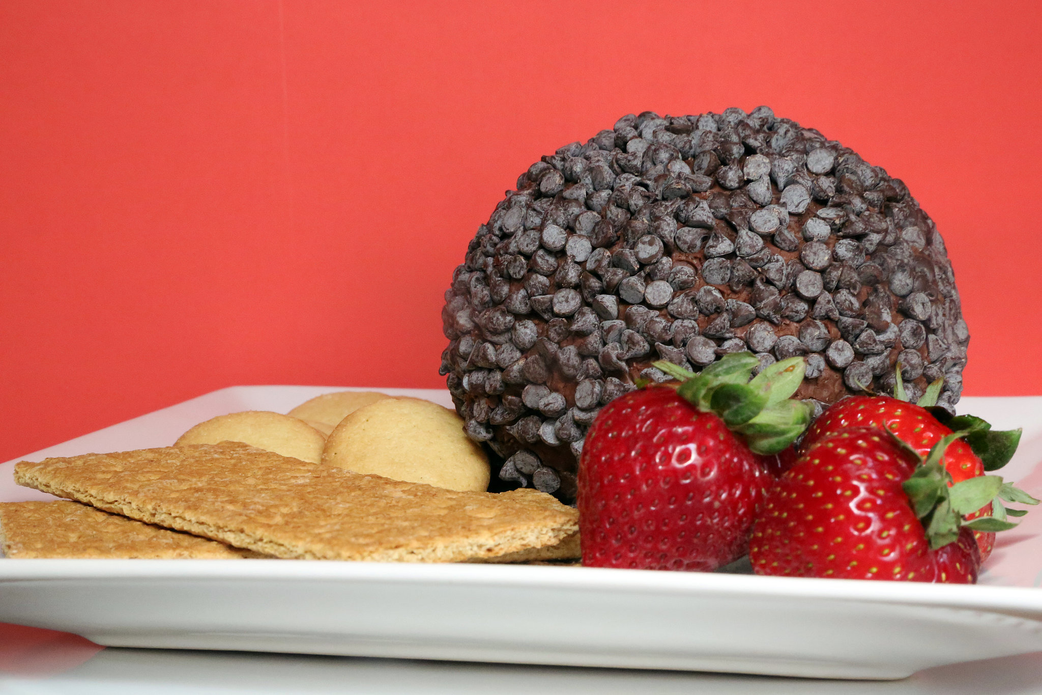Chocolate Cheese Ball Recipe | POPSUGAR Food